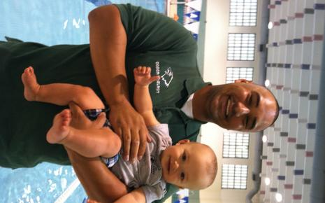 Lifeguard, Water Safety Instructor and Cape May Tech Swim Coach